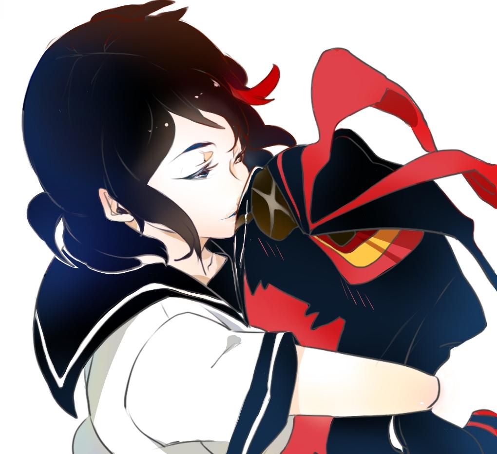 ryuko matoi nackt