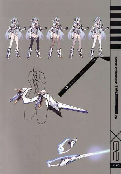 Xenosaga Character Design : Kos mos  zerochan