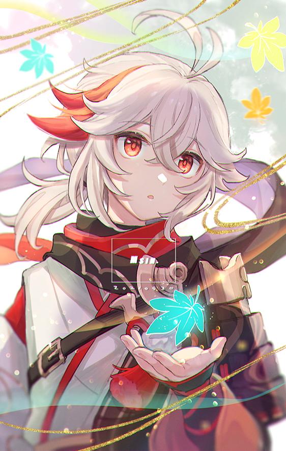 Tags: Anime, Pixiv Id 66981569, Genshin Impact, Kaedehara Kazuha