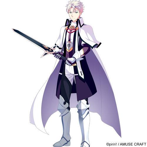 Tags: Anime, piriri!, Kimi to Boku to no Kishi no Hibi -Rakuen no Chevalier-, Kaeiin Kouga, Cover Image, Artist Request, Official Art