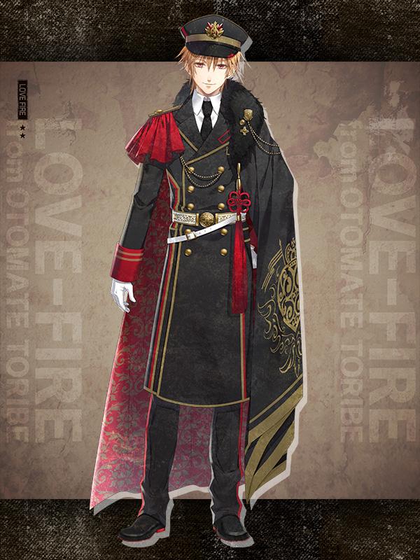 Tags: Anime, Nagaoka, Otomate, DESIGN FACTORY, CLOCK ZERO ~Shuuen no Ichibyou~, Kaga Akira, April Fool's Day, Official Art