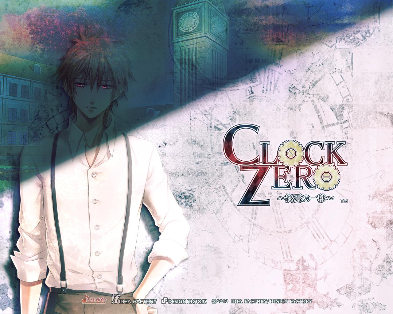 Kaga Akira Clock Zero Shuuen No Ichibyou Zerochan Anime Image Board
