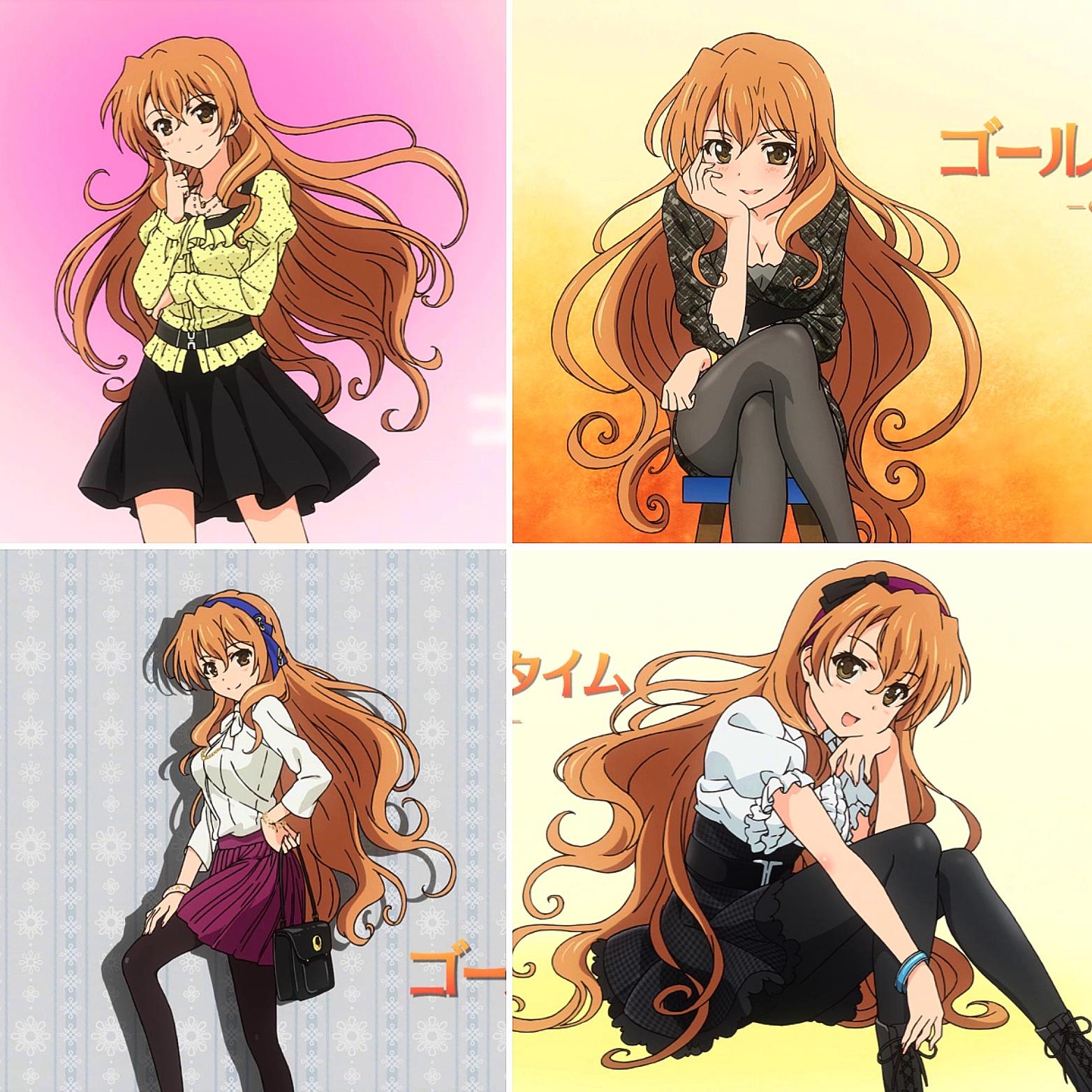 Tags Anime Golden Time Kaga Kouko Edited Collage