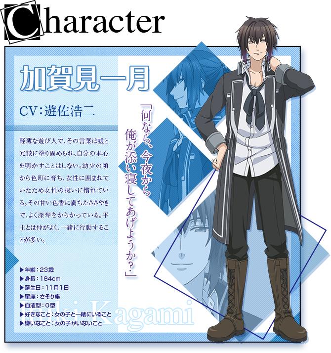 Tags: Anime, Takeuchi Yukari, Kinema Citrus, NORN9 ~Norn + Nonette~, Kagami Itsuki, Character Profile, PNG Conversion, Official Art