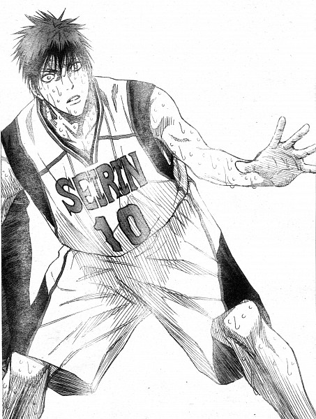 Tags: Anime, Scan, Manga Page, Official Art, Kuroko no Basket
