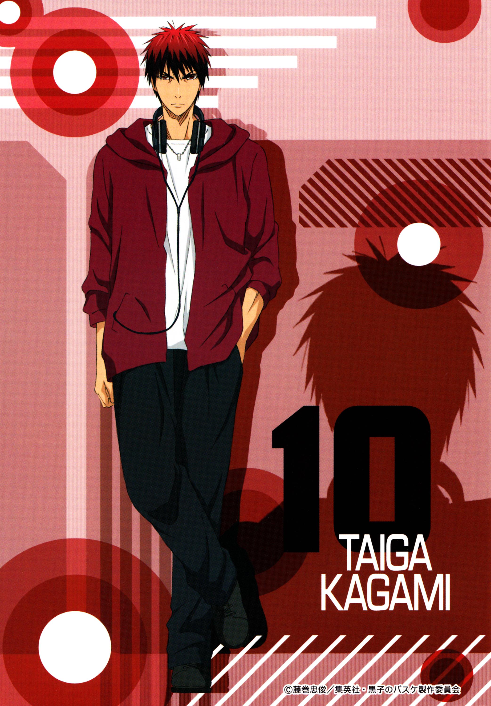 Kagami Taiga Kuroko No Basuke Mobile Wallpaper 1450018