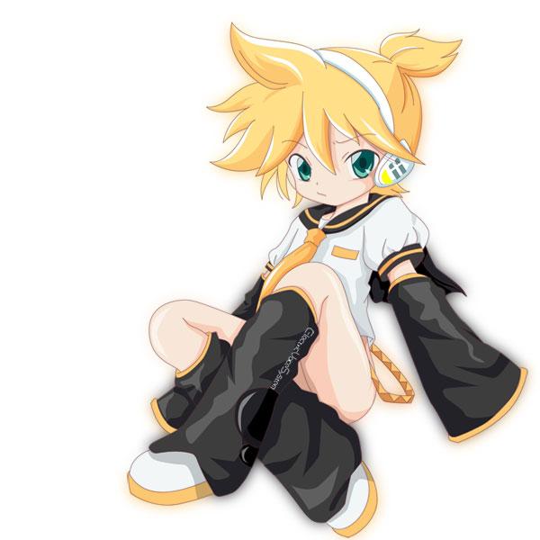 Tags: Anime, Pixiv Id 246300, VOCALOID, Kagamine Len, Len Kagamine
