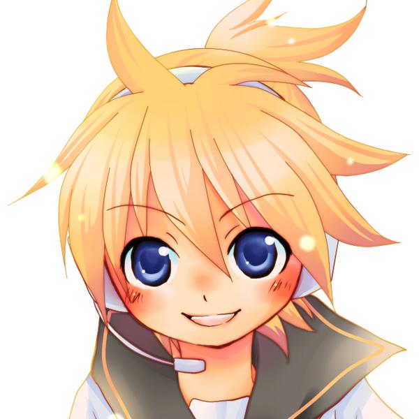 Tags: Anime, Pixiv Id 295350, VOCALOID, Kagamine Len, Len Kagamine