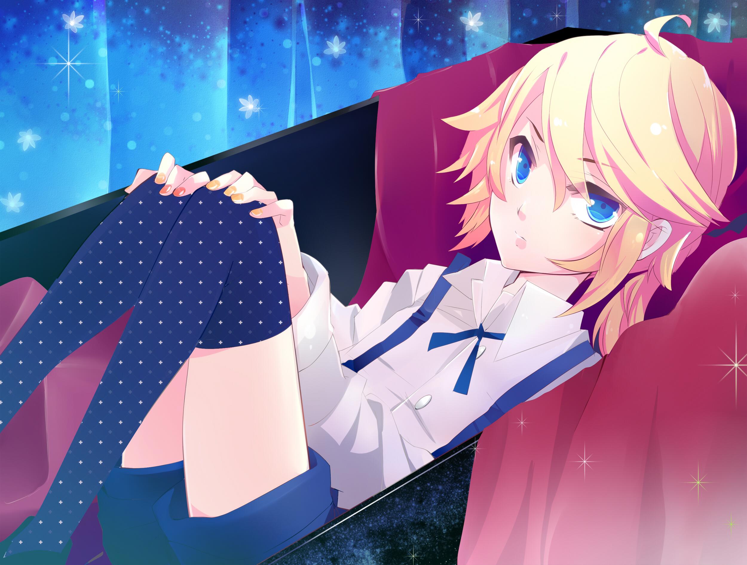 Vocaloid Len Kagamine