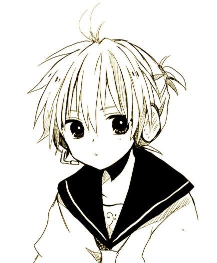Tags: Anime, An (Pixiv1170947), VOCALOID, Kagamine Len, Pixiv, Len Kagamine
