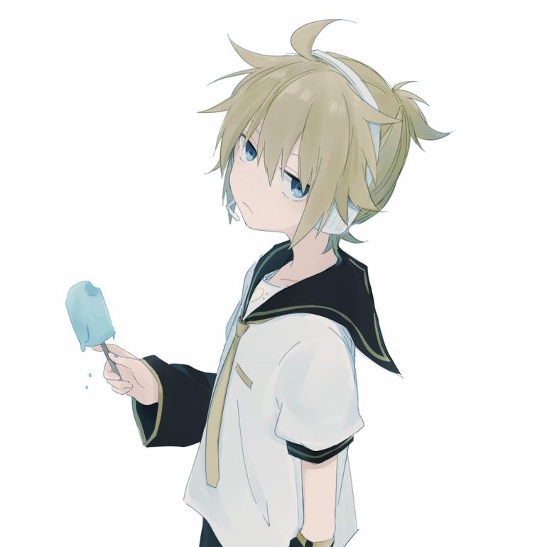Kagamine Len - Zerochan Anime Image Board