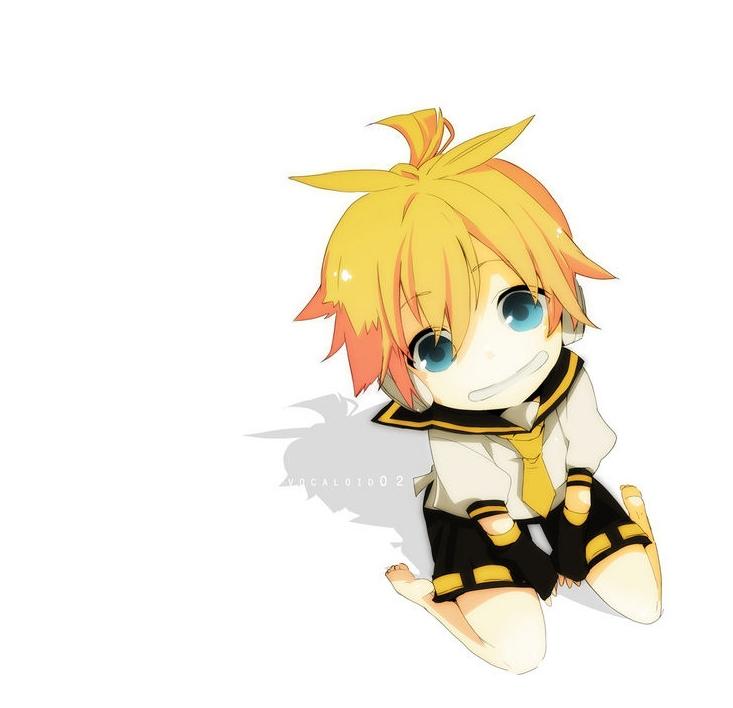 Kagamine Len (Len Kagamine) - VOCALOID - Image #459598 ...