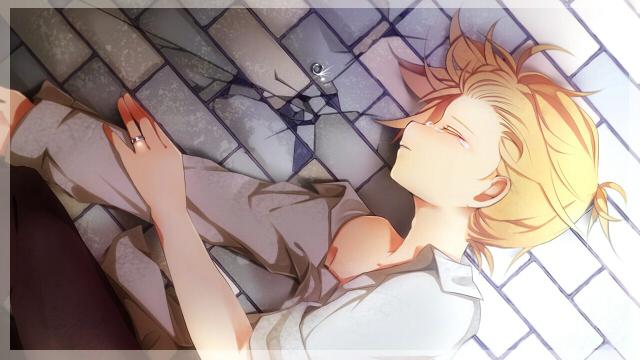 Tags: Anime, Maclo, VOCALOID, Kagamine Len, Tragedy Boy, Fanart, Pixiv, Facebook Cover, Len Kagamine