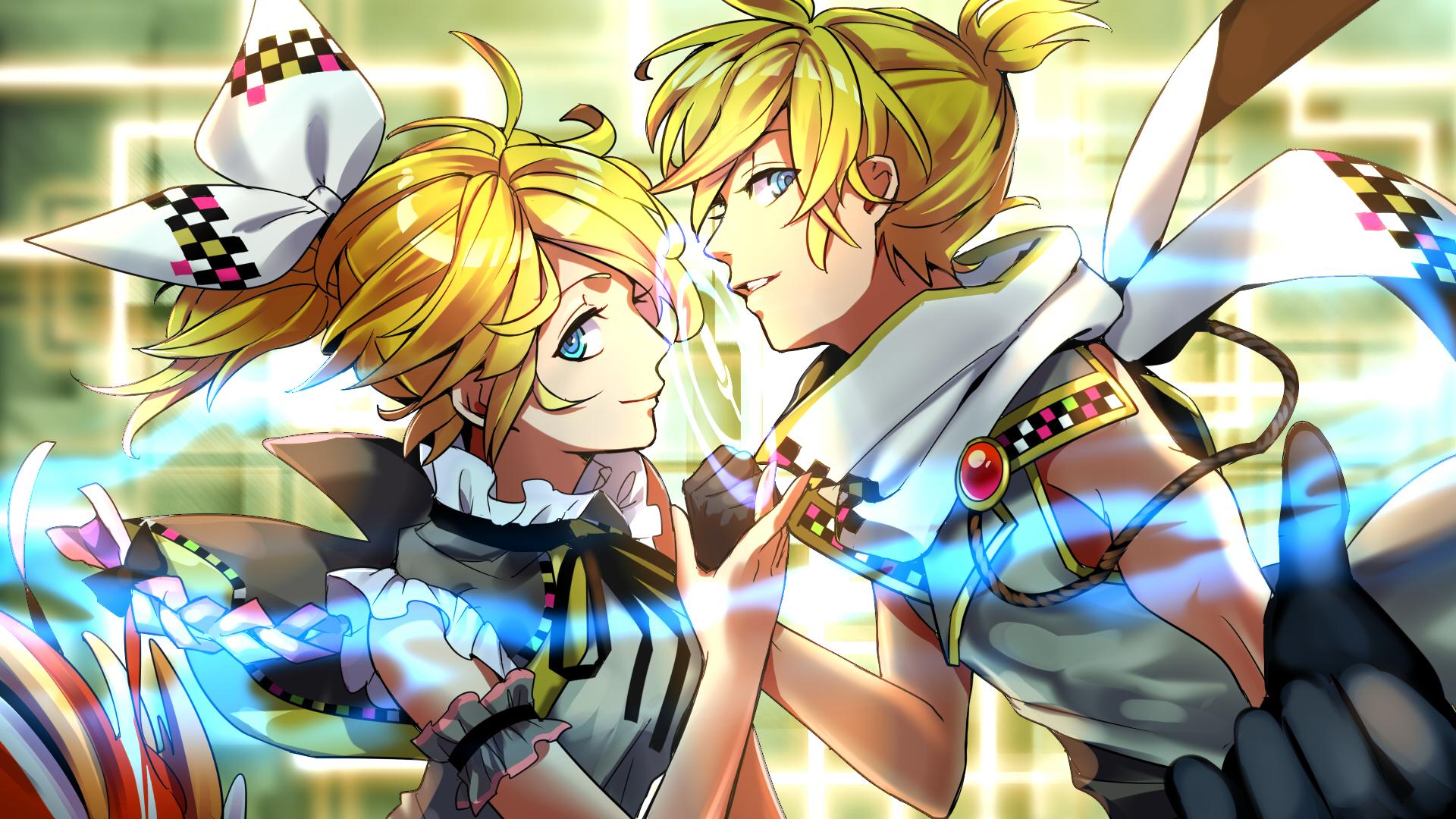 Kagamine Mirrors Vocaloid Hd Wallpaper 1525958