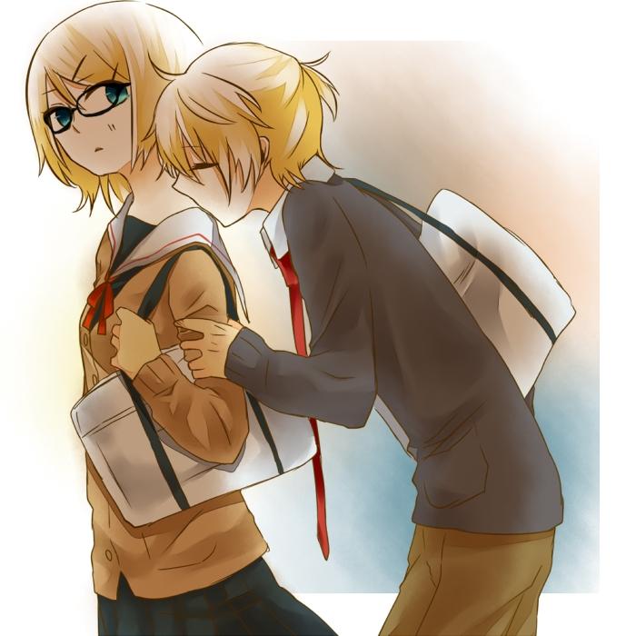 kiss on the shoulder zerochan anime image board