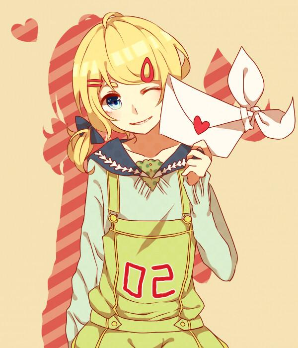 Kagamine Rin/#1114822 - Zerochan