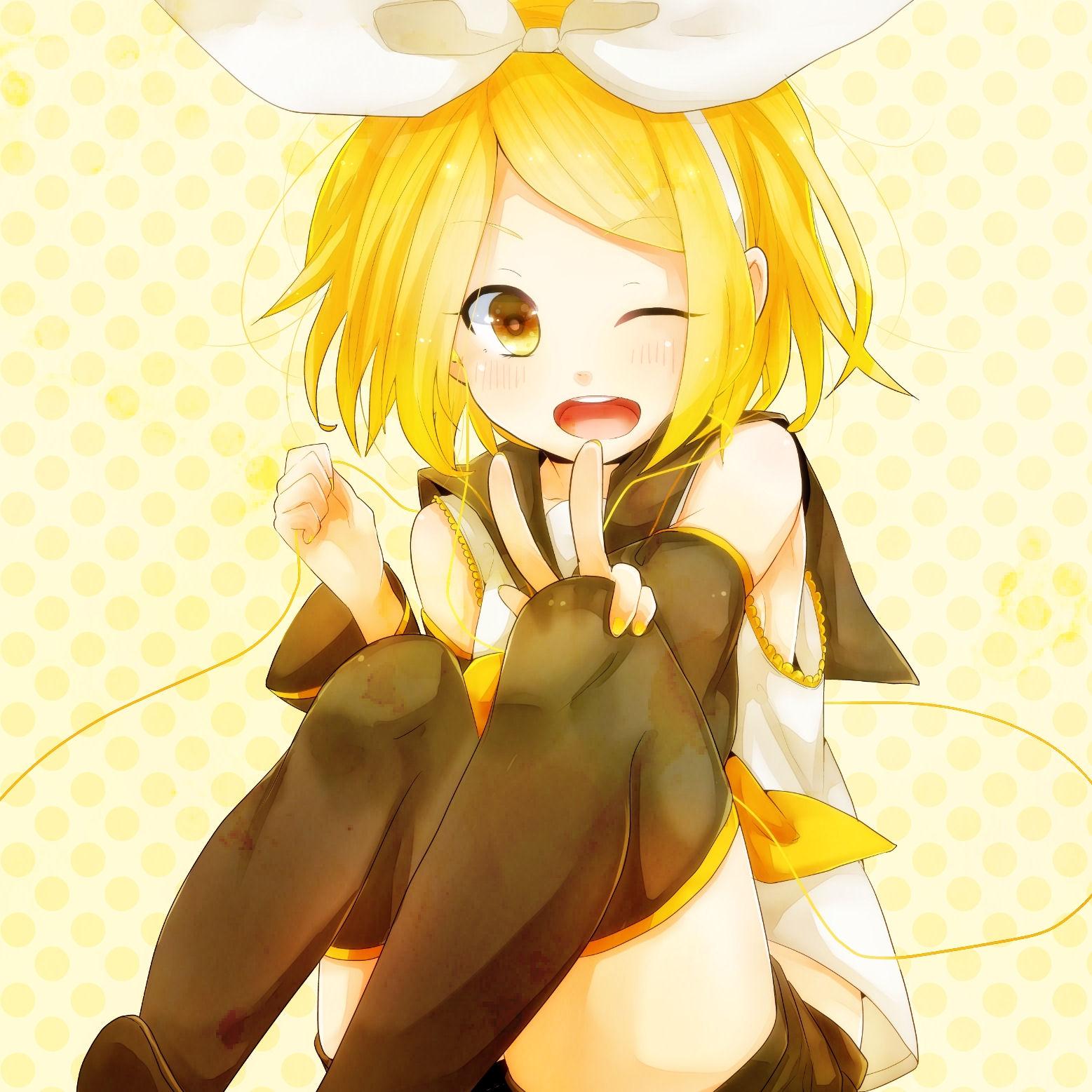 Kagamine Rin/#1116901 - Zerochan