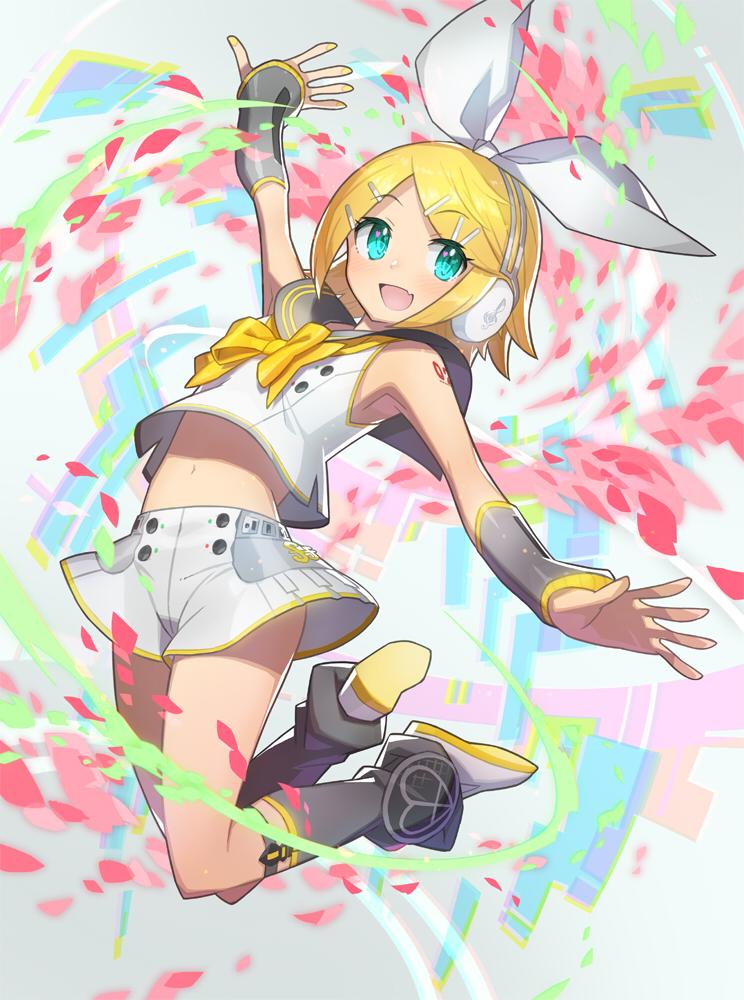 Rin Kagamine x Male!Reader - Wattpad  |Rin Kagamine Anime
