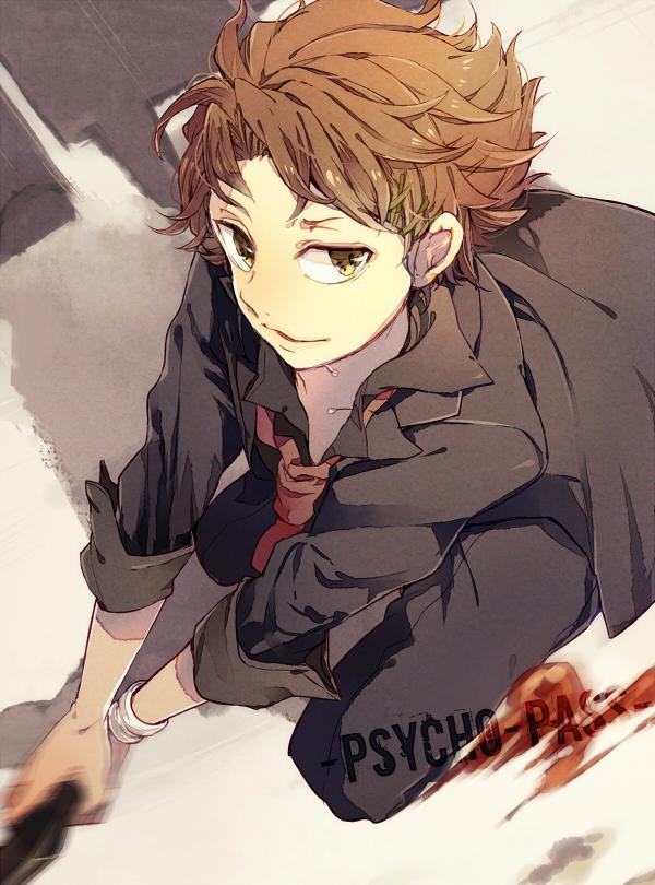 Tags: Anime, Mugi (Twinbox), PSYCHO-PASS, Kagari Shuusei, Pixiv