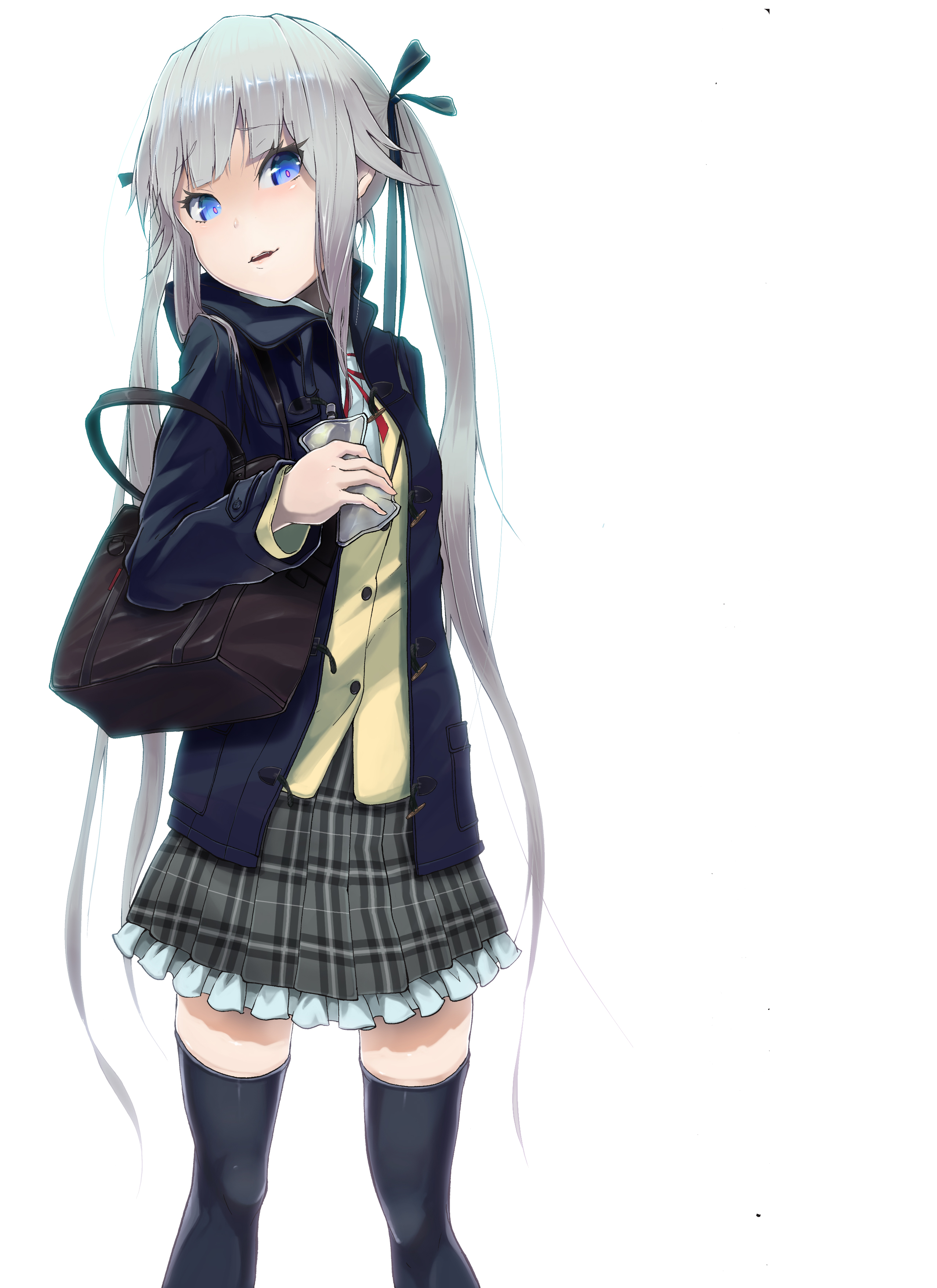 Девушки аниме неко картинки 6