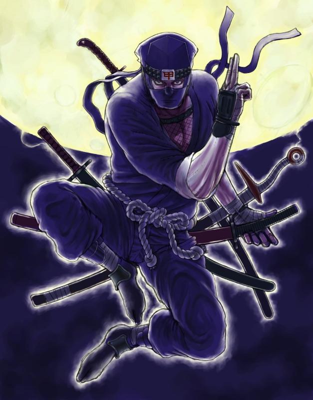 Virtua fighter hentai doujinshi idea