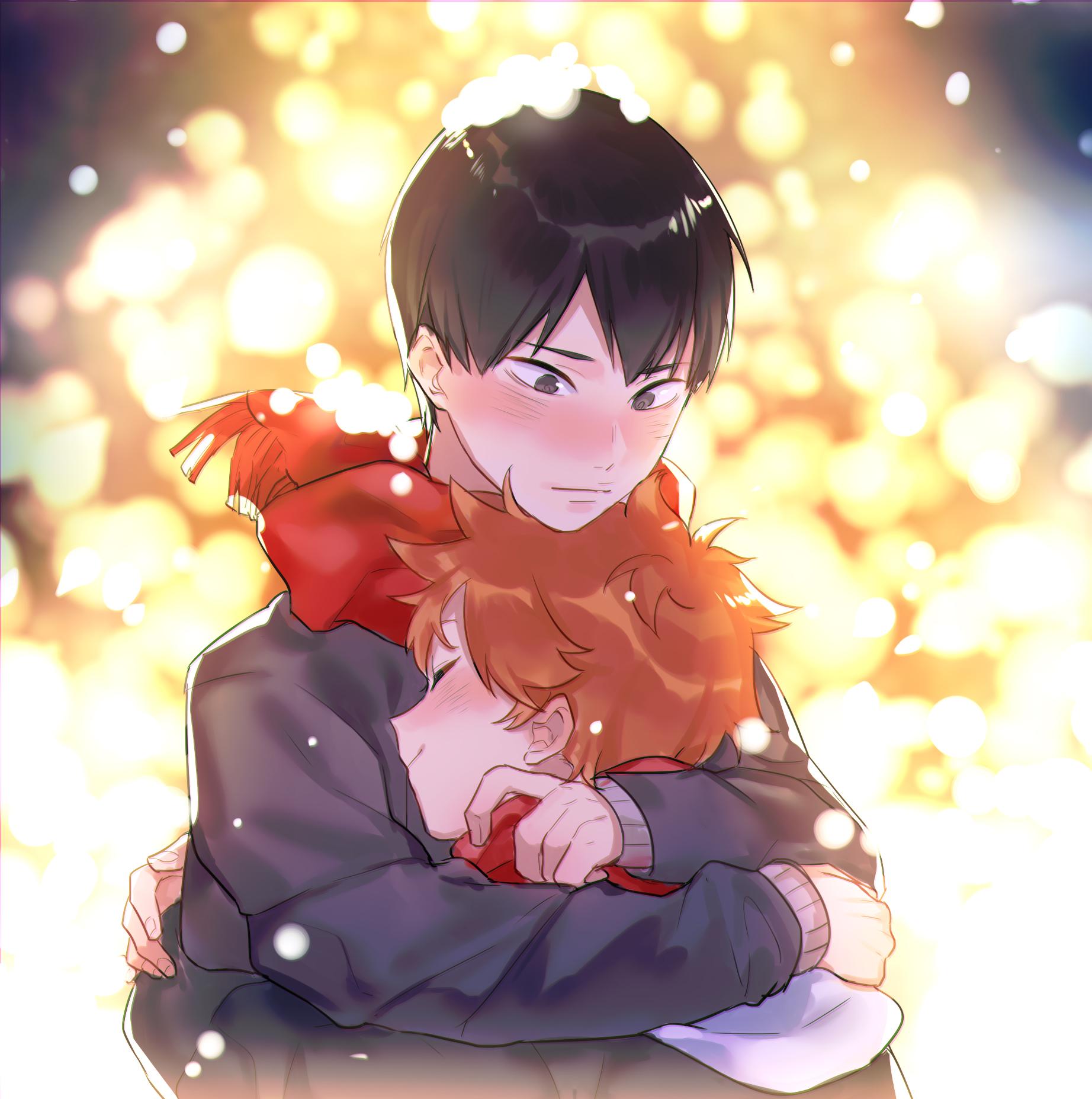 KageHina - Haikyuu!! - Image #2299298 - Zerochan Anime Image