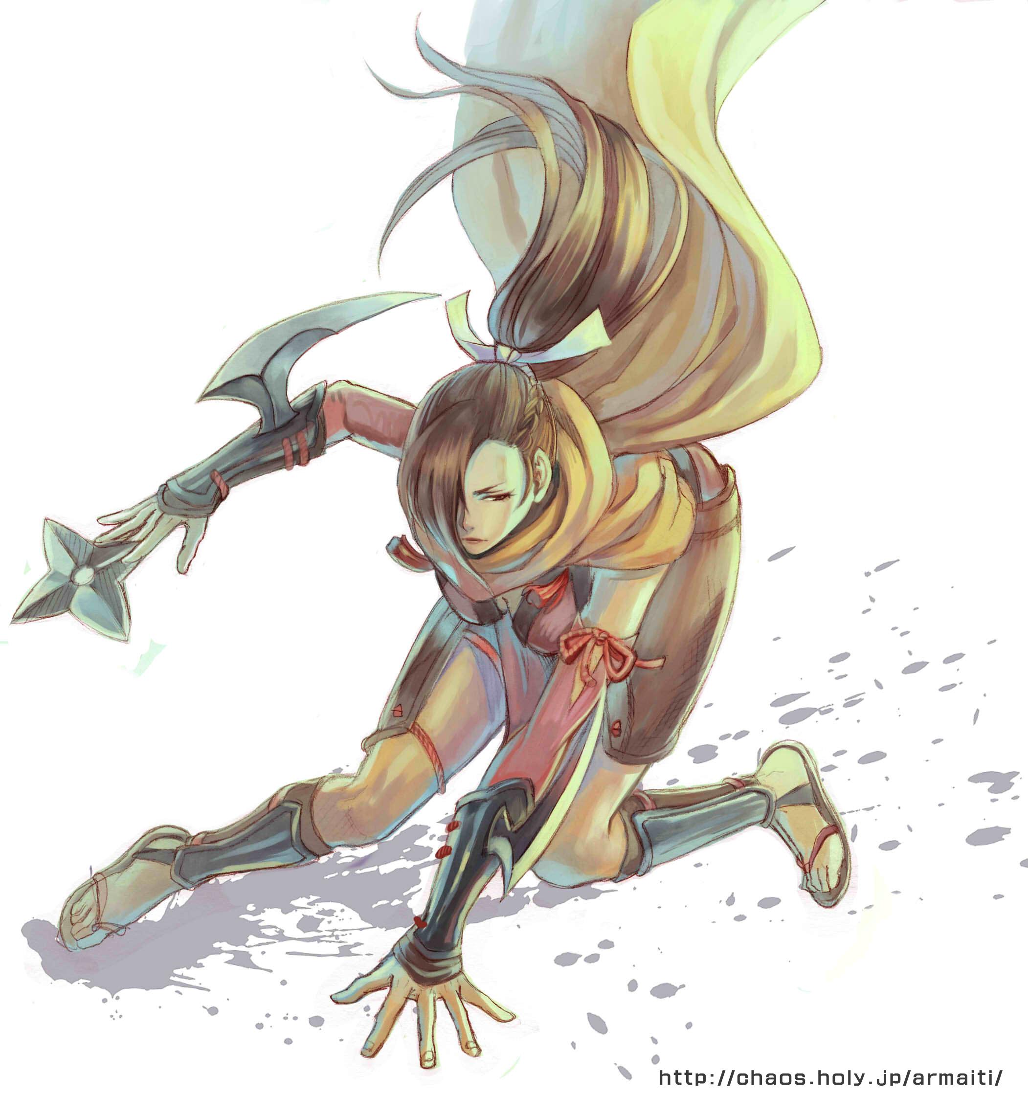 Kagerou Fire Emblem Fire Emblem If Zerochan Anime Image Board