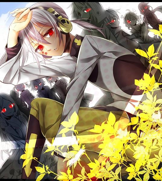 Tags: Anime, Pixiv Id 2336696, Kagerou Project, Amamiya Hibiya, Kisaragi Momo, Tateyama Ayano, Kozakura Marry