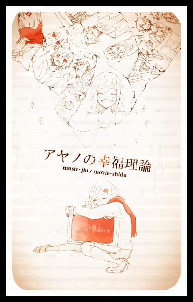 Tags: Anime, Pixiv Id 3598284, Kagerou Project, Tateyama Ayaka, Kano Shuuya, Enomoto Takane, Tateyama Kenjirou