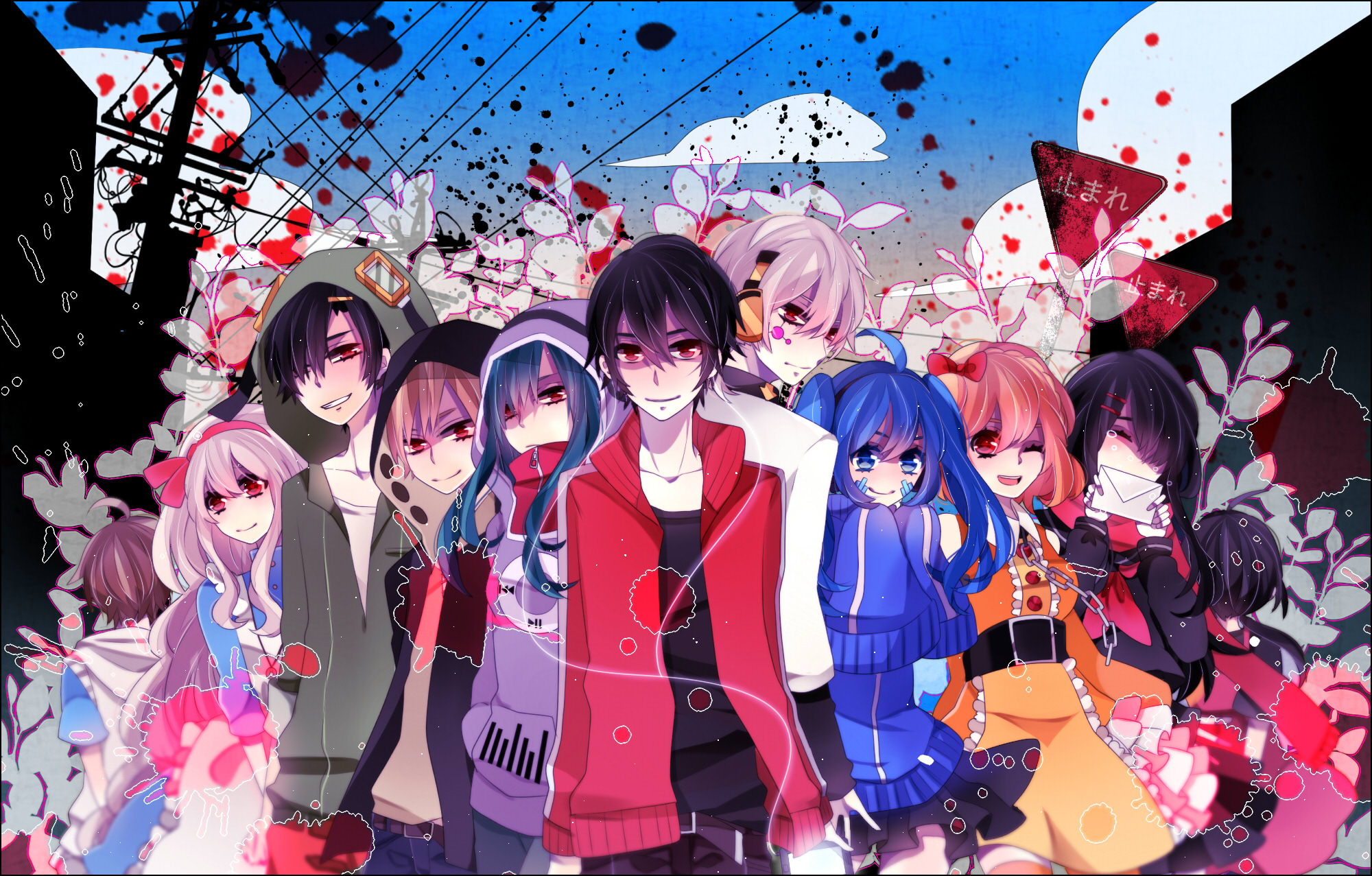 Kagerou Days Anime