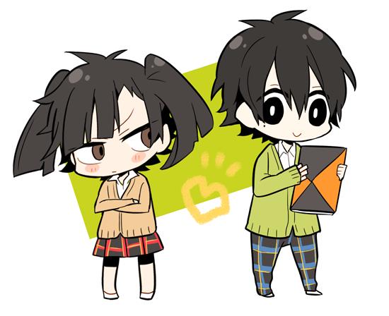 Tags: Anime, Shichi, Kagerou Project, Enomoto Takane, Kokonose
