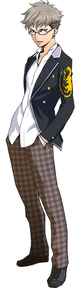 Tags: Anime, Studio Hibari, Monster Strike, Kagetsuki Akira, Cover Image, PNG Conversion, Official Art