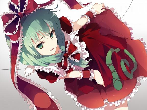 Tags: Anime, Pixiv Id 2661142, Mikage Kirino, Touhou, Kagiyama Hina