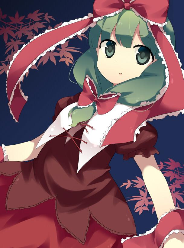 Tags: Anime, Ika, Touhou, Kagiyama Hina, Hina Kagiyama