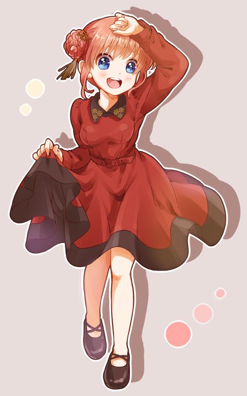 Tags: Anime, Pixiv Id 17425944, Gintama, Kagura (Gin Tama), Fanart, PNG Conversion, Mobile Wallpaper, Pixiv, Fanart From Pixiv