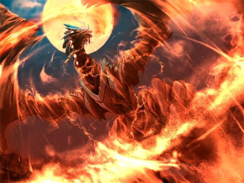 Kagutsuchi Image 399628 Zerochan Anime Image Board