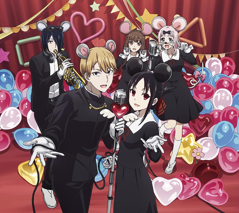 Kaguya Sama Wa Kokurasetai Kaguya Sama Love Is War Image 2903376 Zerochan Anime Image Board