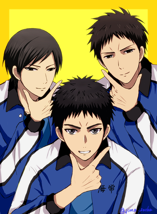 Image Result For Anime Picture Kuroko