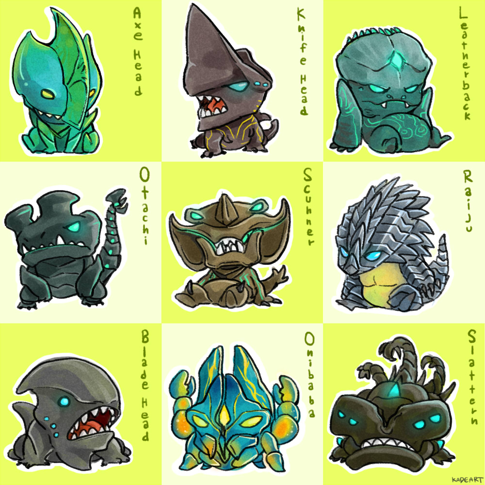 Kaiju Pacific Rim Image 1797113 Zerochan Anime Image Board For production designer stefan dechant. kaiju pacific rim image 1797113