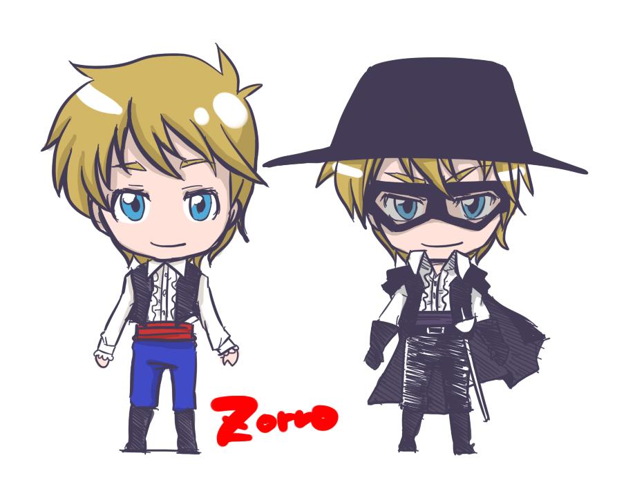 Kaiketsu Zorro The Legend Of Fanart
