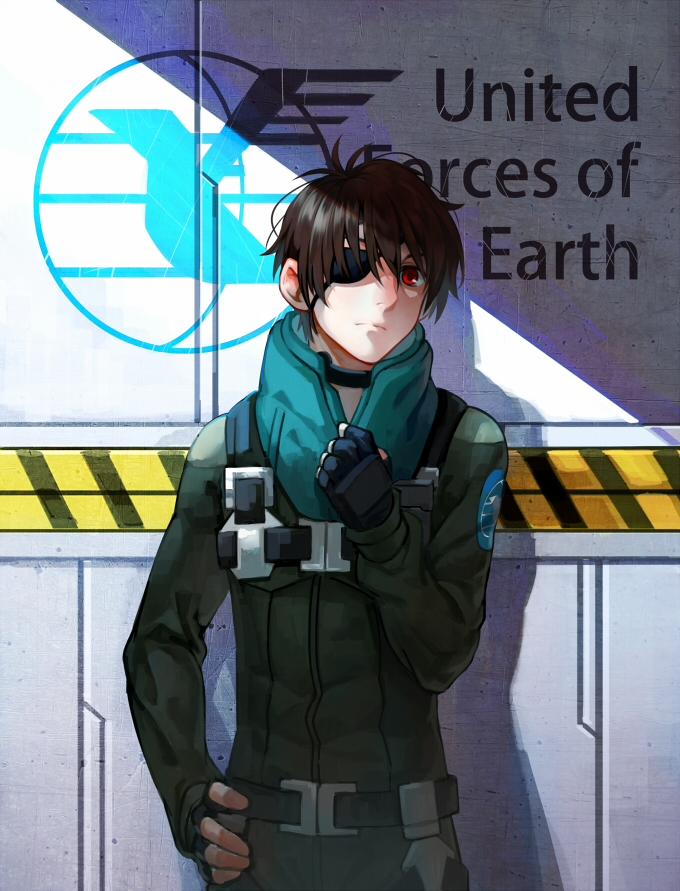 Tags: Anime, Arblest00, Aldnoah Zero, Kaizuka Inaho
