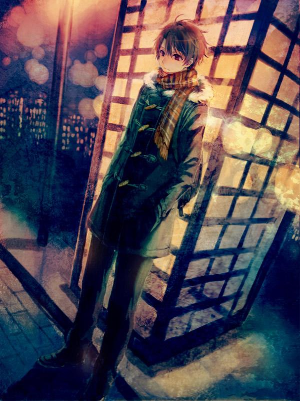 Tags: Anime, Mg (Pixiv4935063), Aldnoah Zero, Kaizuka Inaho, Mobile Wallpaper, Fanart, Tumblr