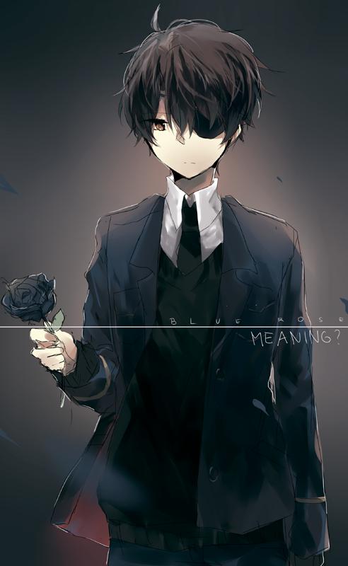 Tags: Anime, Efu (Pixiv3984752), Aldnoah Zero, Kaizuka Inaho, Fanart From Pixiv, Mobile Wallpaper, PNG Conversion, Pixiv, Fanart