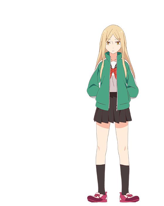 Tags: Anime, Sumimoto Etsuko, Studio Gokumi, Tsurezure Children, Kaji Ryouko, PNG Conversion, Official Art, Cover Image