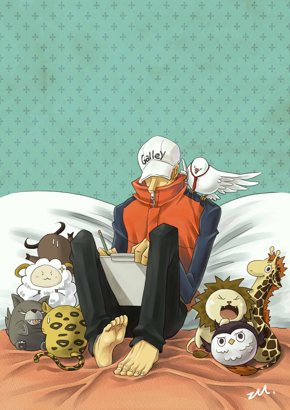 kaku - one piece - mobile wallpaper  1401949