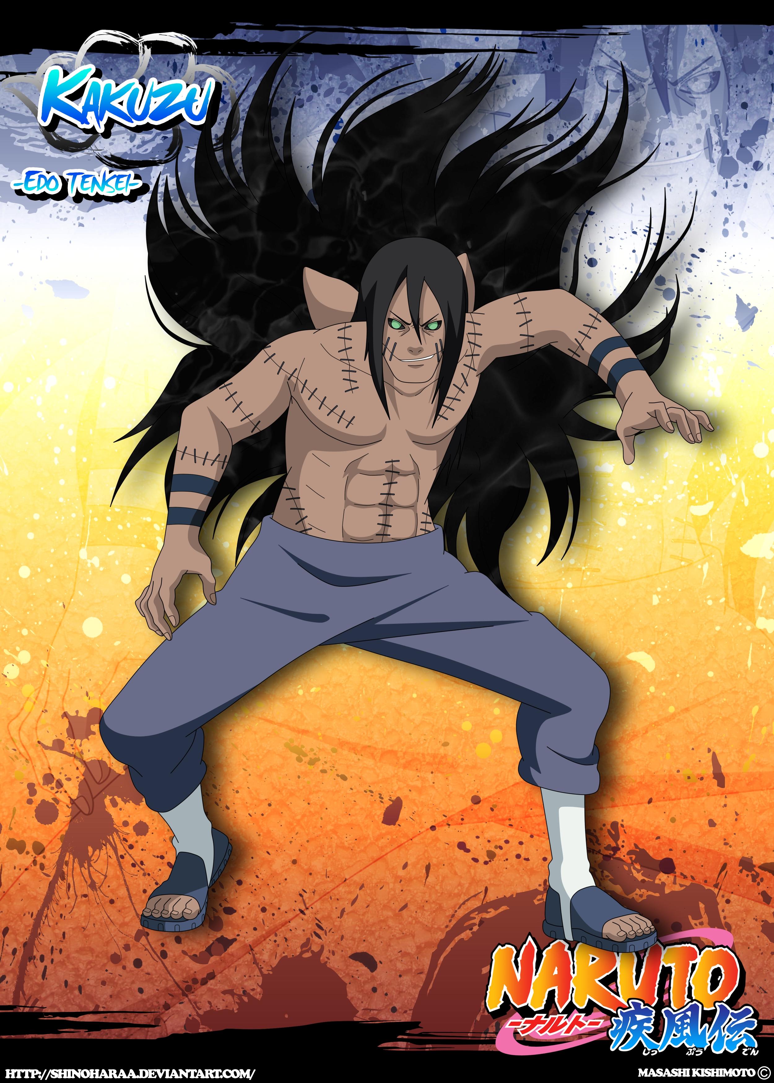 Kakuzu - NARUTO: SHIPPŪDEN   page 3 of 5 - Zerochan Anime Image Board