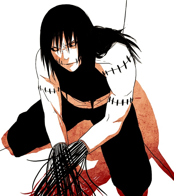 Tags: Anime, Noro King, NARUTO, Kakuzu, Fanart, Pixiv, Fanart From Pixiv, Akatsuki (NARUTO)