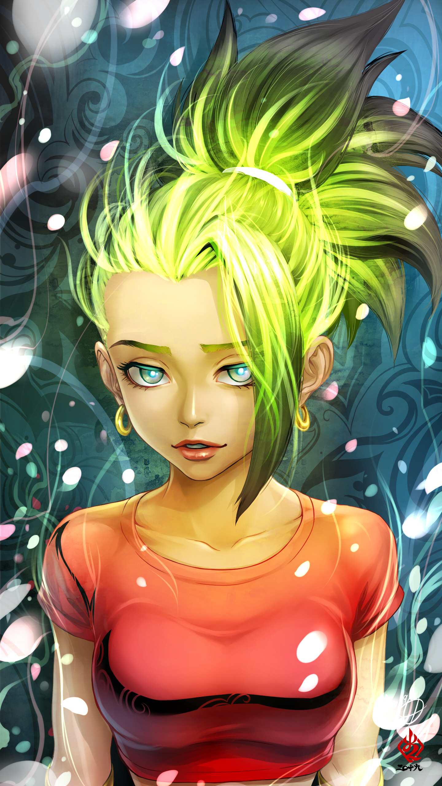 Kale Dragon Ball Super Image 2485870 Zerochan Anime Image Board