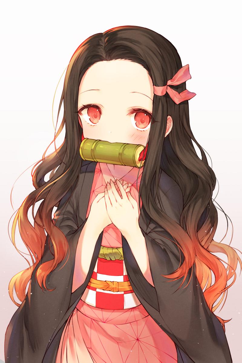 Kamado Nezuko Kimetsu No Yaiba Wallpaper 2582730