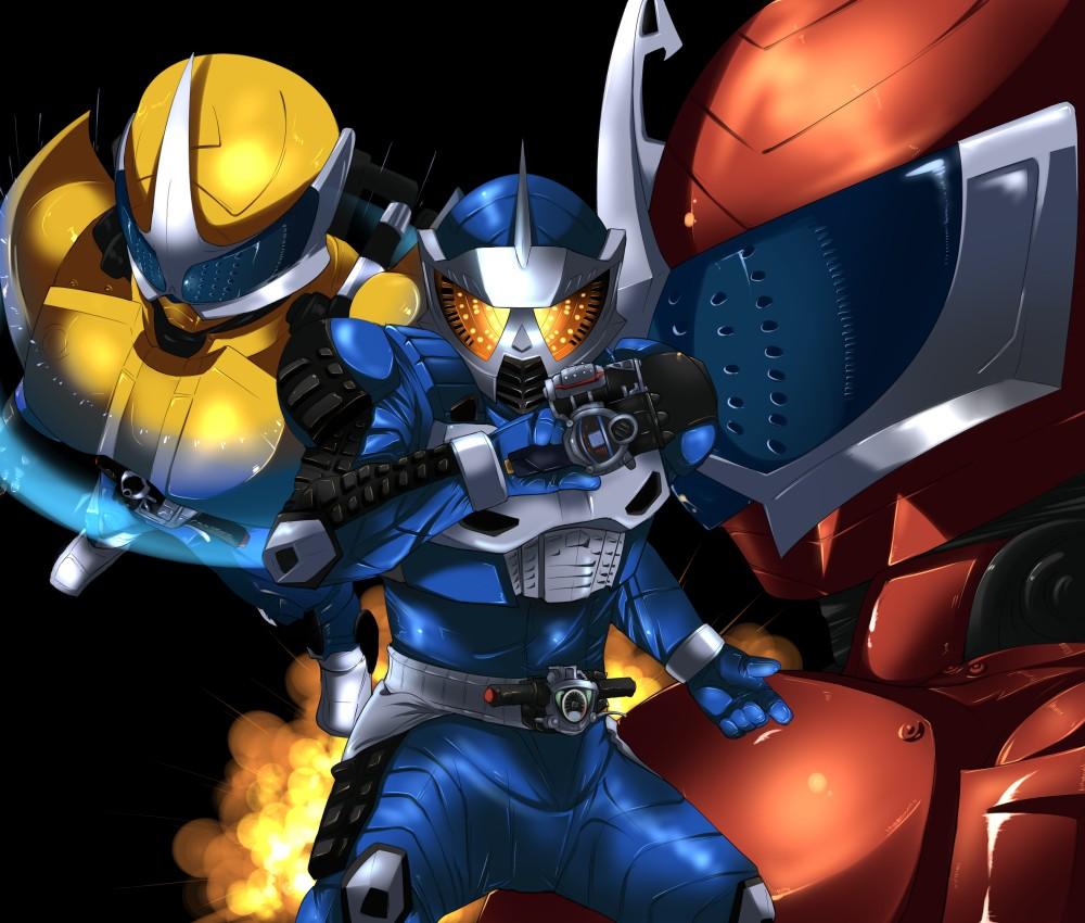 Kamen Rider Accel Logo 2 Fav Kamen Rider Accel